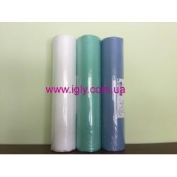 Простыни одноразовые 0,6*100м.п., 25 г/м в рулоне