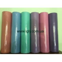 Простыни из нетканого материала Спанбонд в рулоне  0.60*200п.м., 20гр/м2